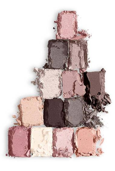 The Blushed Nudes® Oogschaduw Palette