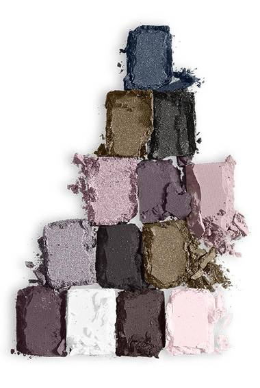The Rock Nudes™ Oogschaduwpalette