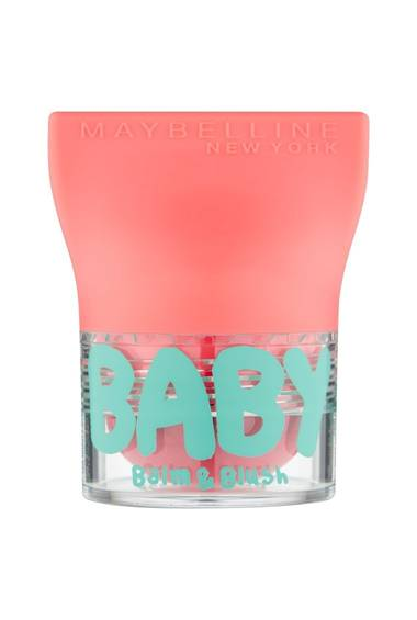 Baby Lips Balm and Blush